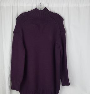 New RESERVED Chunky Turtleneck Sweater Oversized